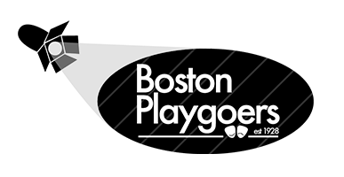 Boston Playgoers Logo
