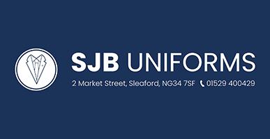 SJB Uniforms - Logo