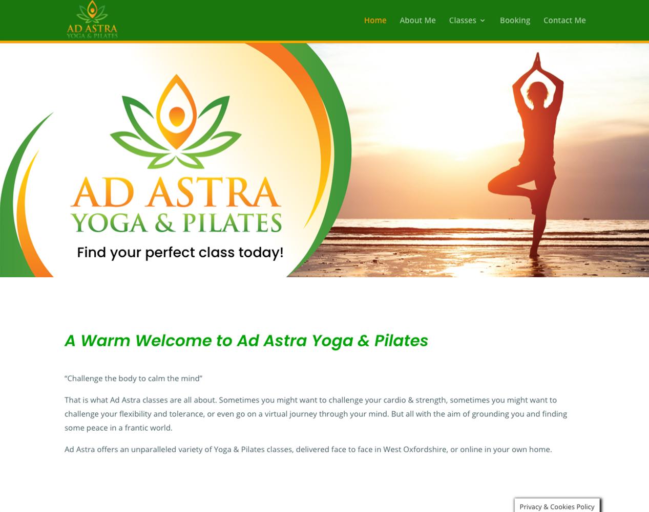 Ad Astra Yoga