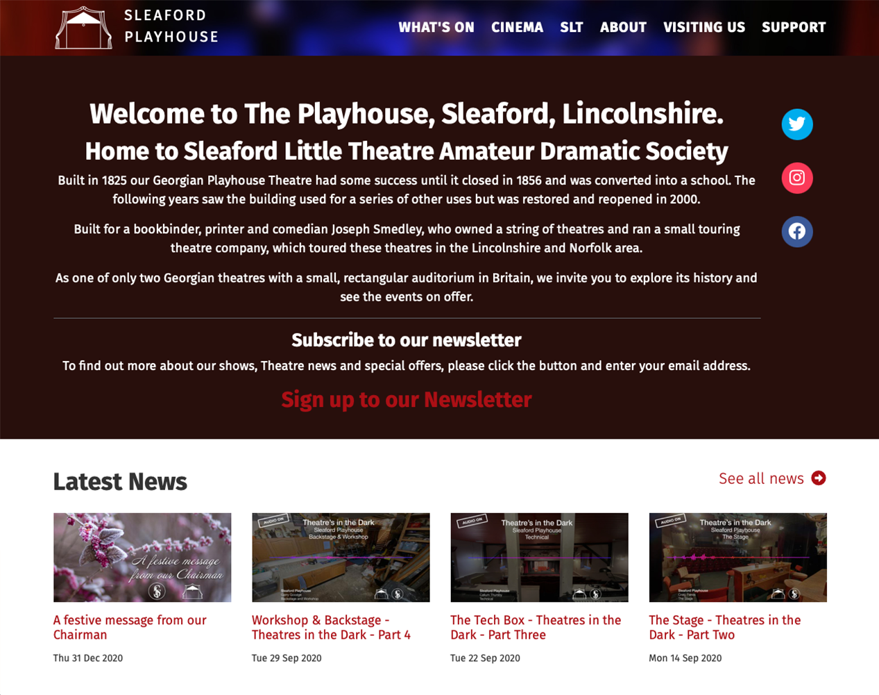 Sleaford Playhouse